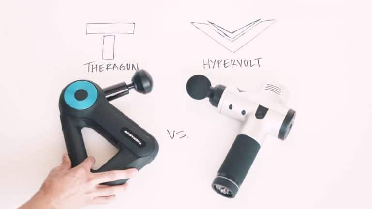 Theragun vs. Hypervolt Massage Guns