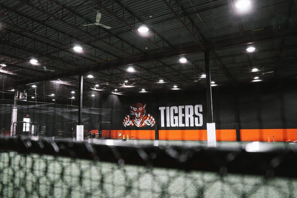 Mississauga Tigers High Performance revibe