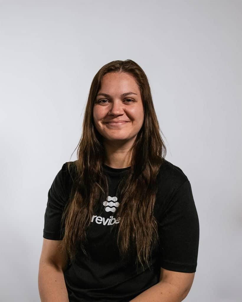 Kayla Vande Kemp Athletic Therapist